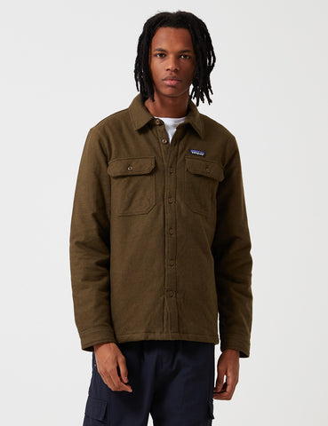 Patagonia Insulated Fjord Jacket - Sediment Brown