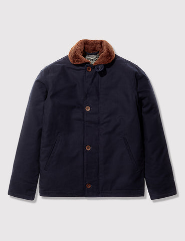 Levis Deck Coat - Nightwatch Blue