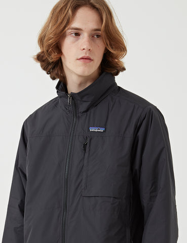 Patagonia Lightweight Crankset Jacket - Ink Black