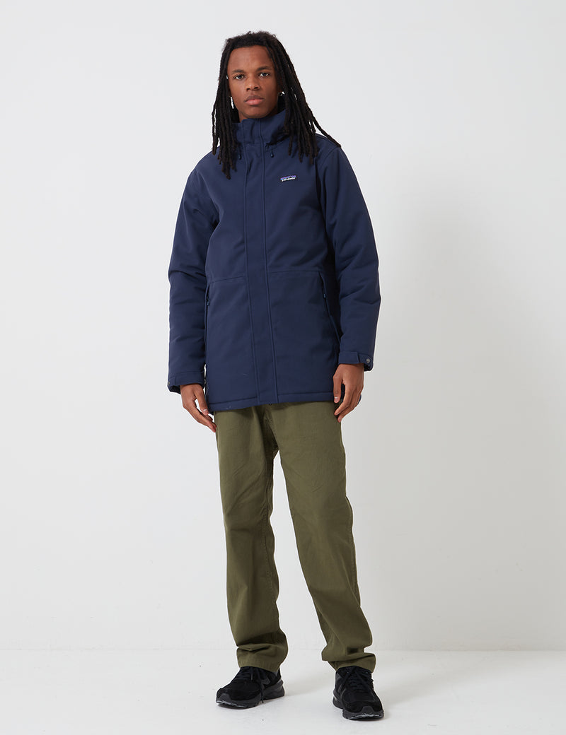 Patagonia Lone Mountain Parka - New Navy Blue