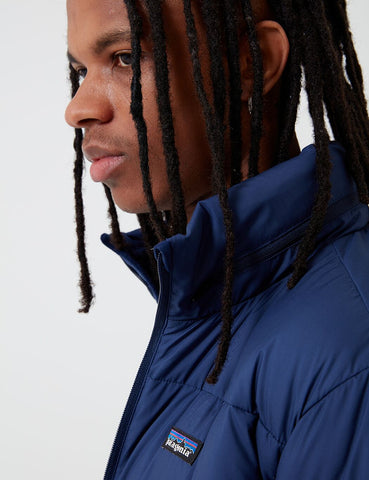 Patagonia Silent Down Jacket - Classic Navy Blue