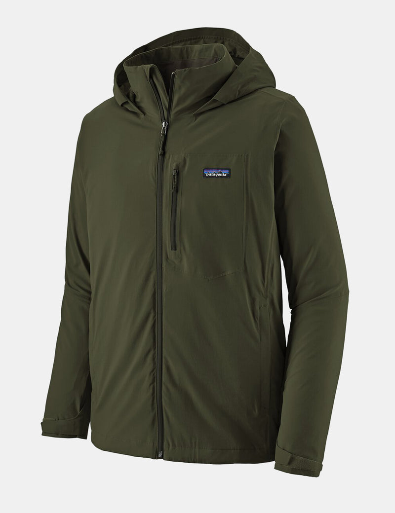 Patagonia Quandary Jacket - Kelp Forest Green