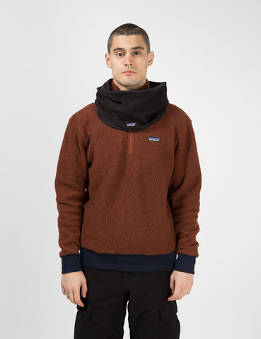 Patagonia Better Sweater Fleece Scarf - Black