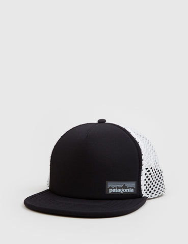 Patagonia Duckbill Trucker Hat - Black
