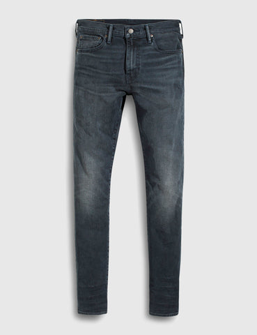 Levis 512 Jeans (Slim Tapered) - Steinway Blue
