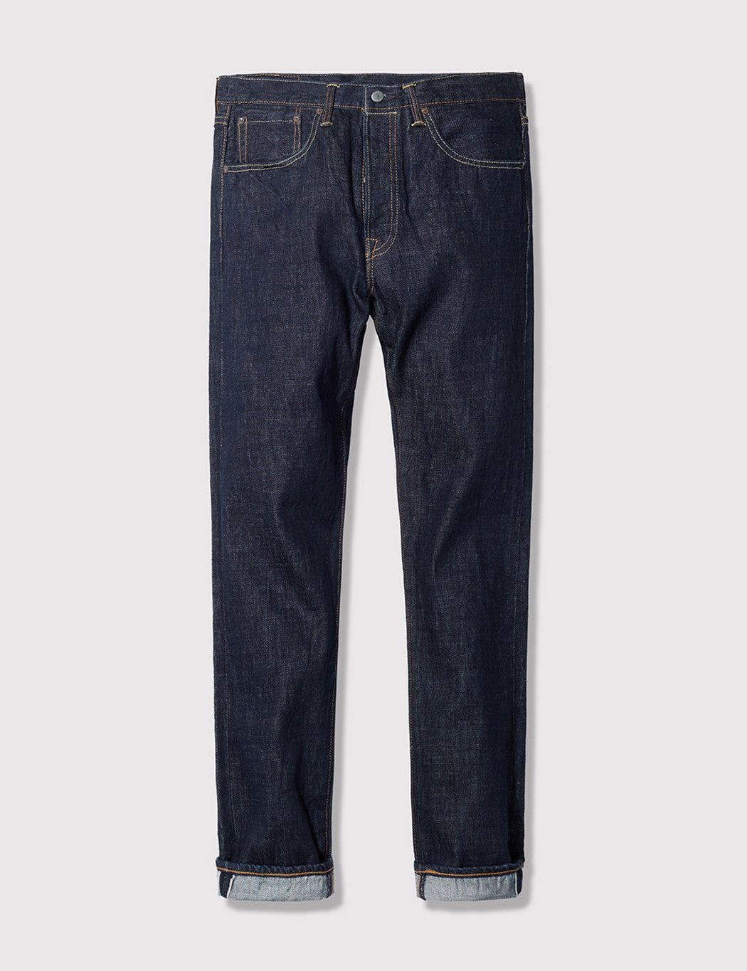 Levis 501 Slevage Raw Jeans (Relaxed) - Long Day