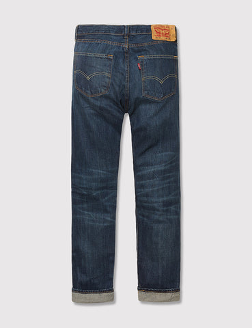 Levis 501 CT Customised Tapered Jeans - The Night Blue