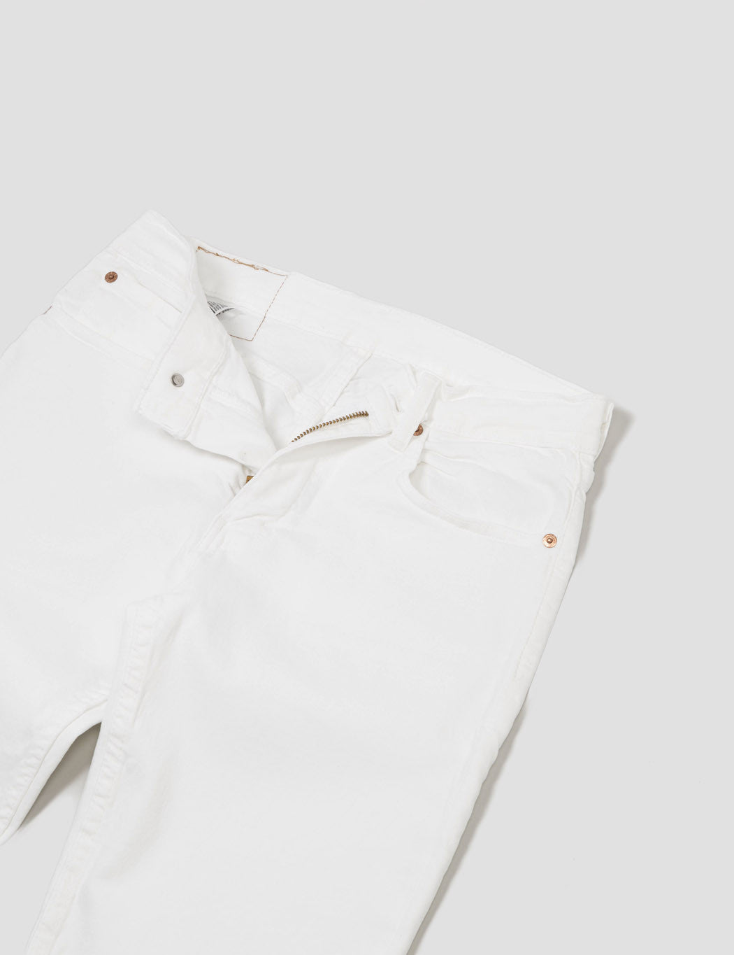 Levis 511 Jeans 14oz (Slim) - White