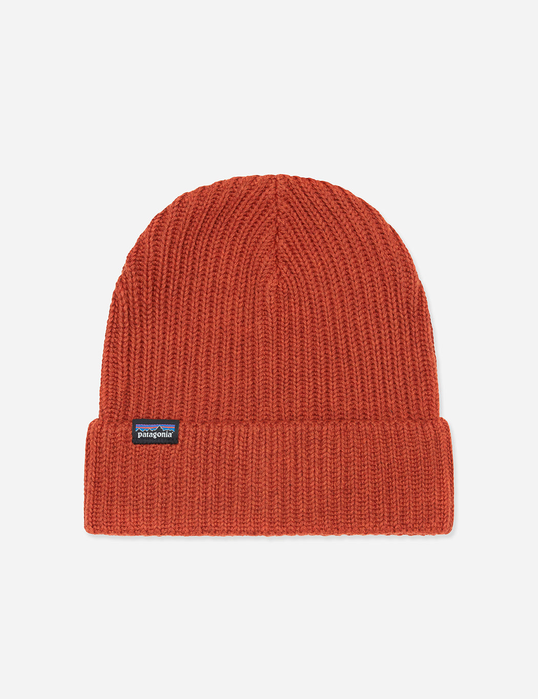 68036759ca7 Patagonia Fisherman s Rolled Beanie Hat - Copper Ore