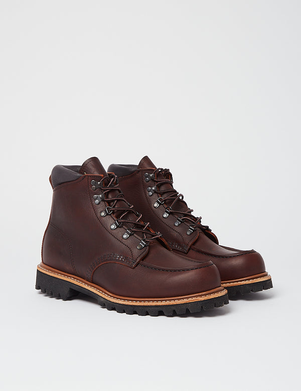 "Red Wing Sawmill 6"" Boot (2927) - Briar Brown"