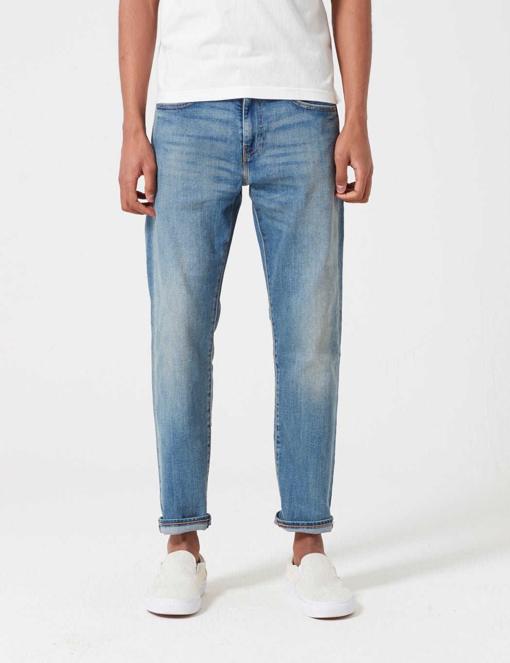 82b4edec614 Levis 502 Jeans (Relaxed Tapered) - Dennis Blue | URBAN EXCESS.