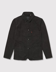 Levis Engineers Chore Coat - Caviar Grey