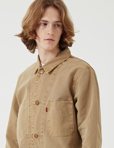 Levis Engineers Chore Coat - Harvest Gold