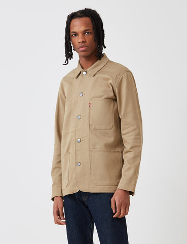 Levis Engineers Coat 2.0 - Harvest Gold Rinse