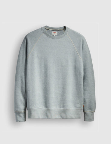 Levis Orange Tab Sweatshirt - Recycled Denim