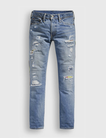 Levis Orange Tab 505C Jeans (Slim Fit) - Harry Blue