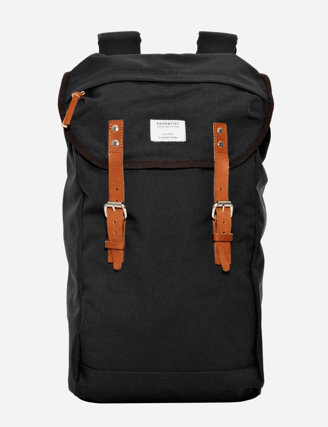 Sandqvist Hans Backpack - Black