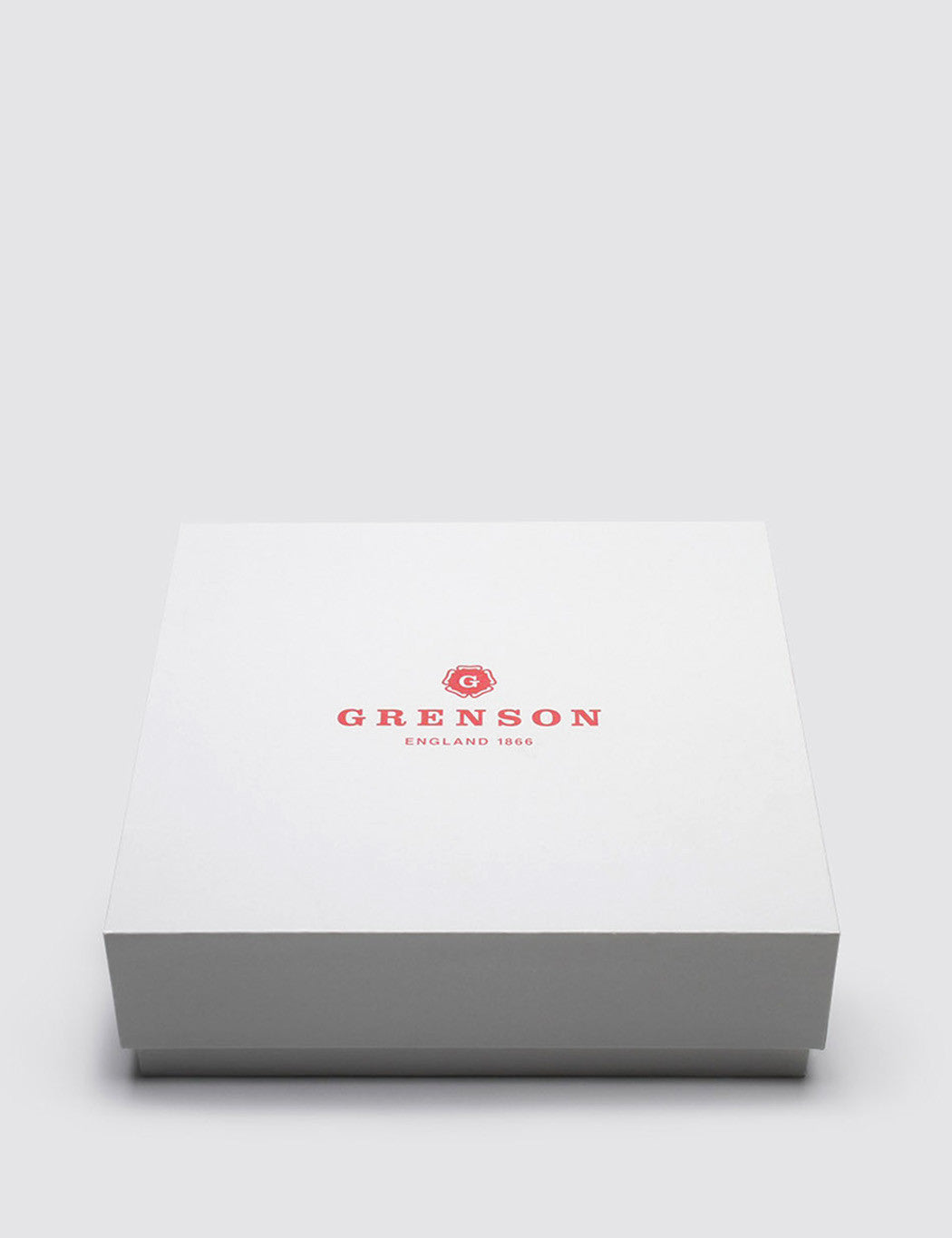 Grenson Shoe Care Gift Box - Grey