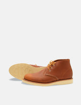 Red Wing Chukka Boots (3140) - Tan