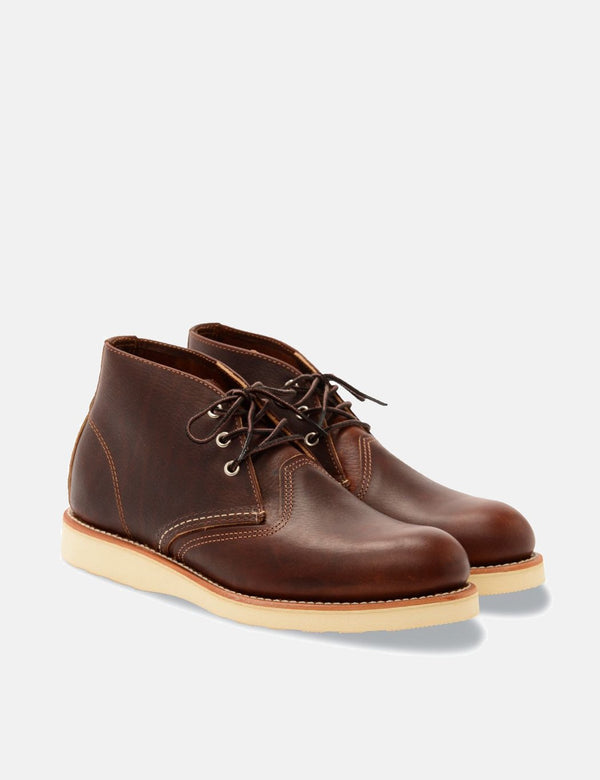 Bottes Chukka Red Wing (3141) - Marron