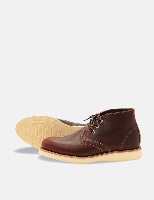 Red Wing Chukka Boots (3141) - Brown