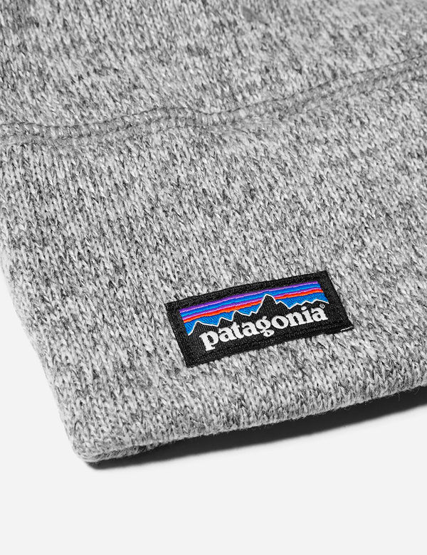 Patagonia Better Sweater Beanie Hat - Stonewash Grey