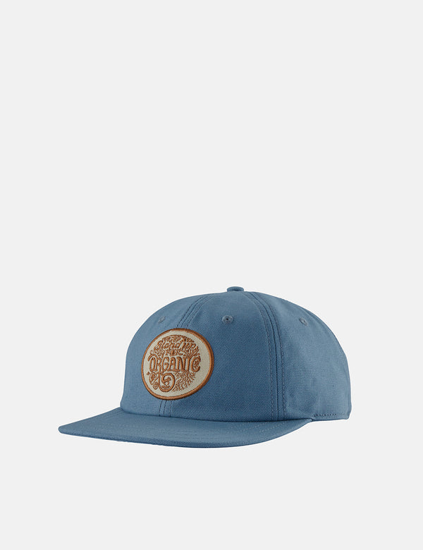 Casquette Patagonia Stand Up (Bio) - Pigeon Blue
