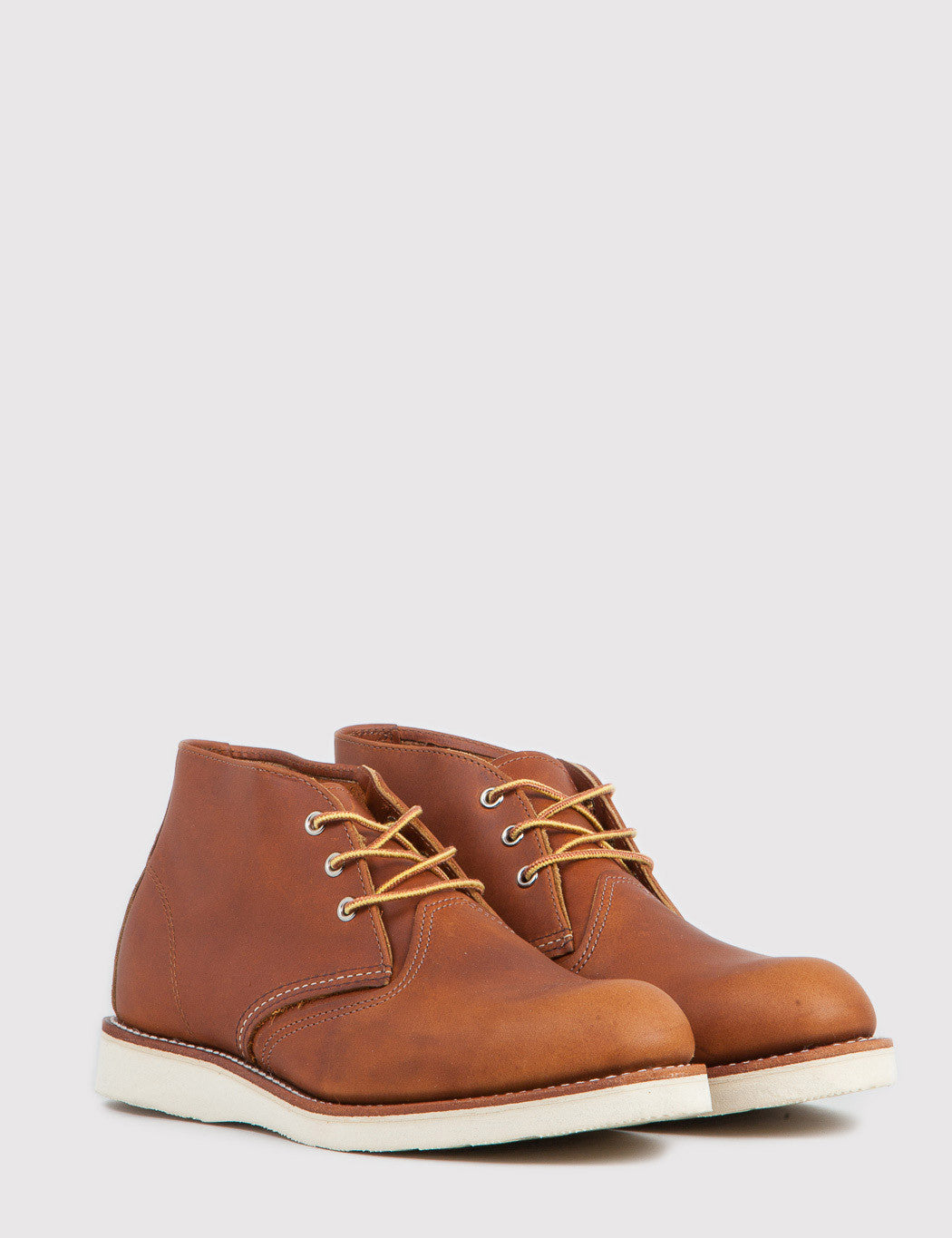 Red Wing 3140 Heritage Work Chukka - Tan