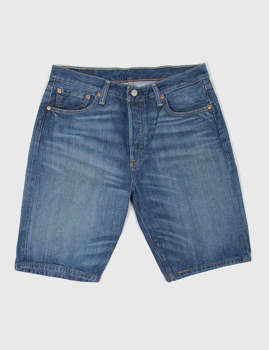 Levis 501 Denim Shorts (Regular) - Torreon