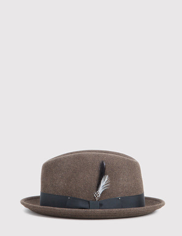 Bailey Tino Felt Tribly Hat - Woodland Mix