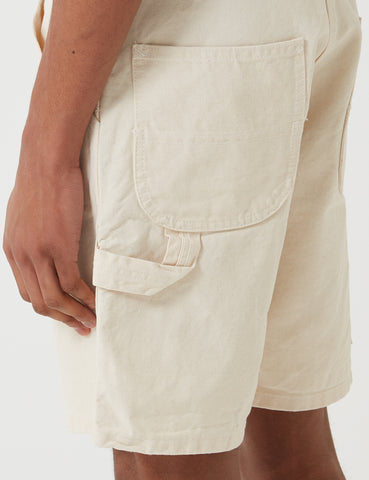 Stan Ray Painter Shorts - Natural Drill