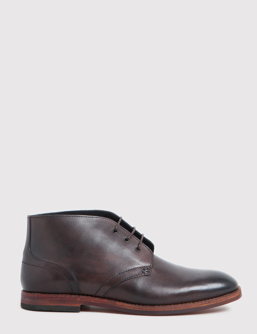 Hudson Houghton 2 Calf Leather Chukka Boots - Brown