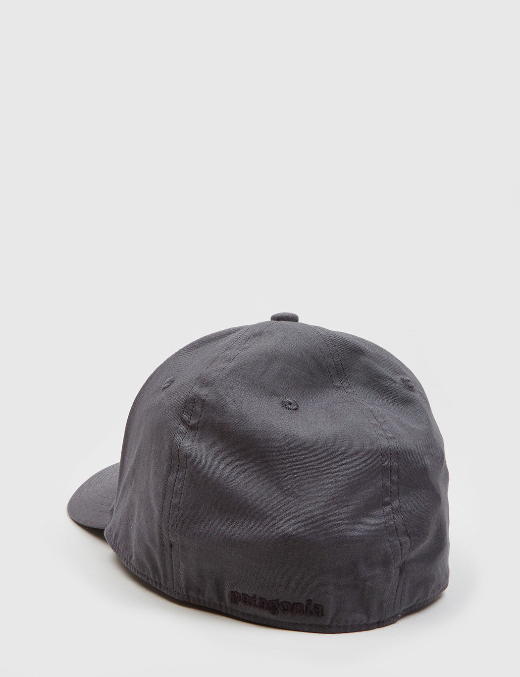 Patagonia P-6 Logo Stretch Fit Hat - Grey
