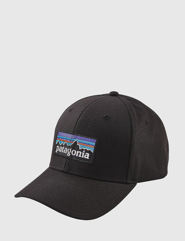 Patagonia P-6 Roger That Hat - Black