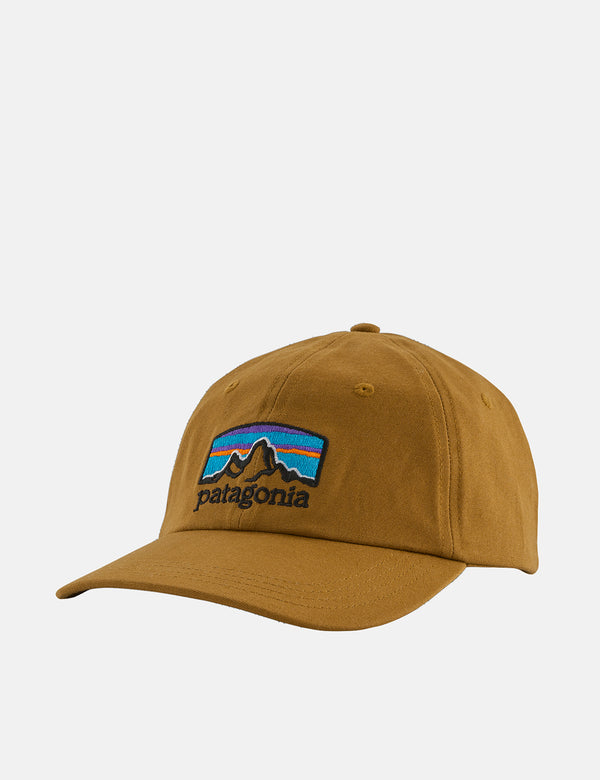 Casquette Patagonia Fitz Roy Horizons Trad - Mulch Brown