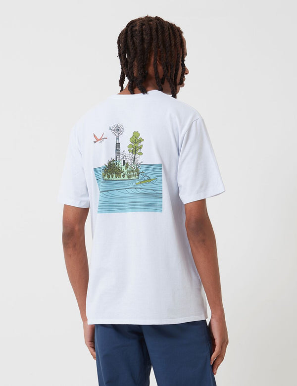 Patagonia Save Our Seeds Responsibili-Tee T-Shirt - White