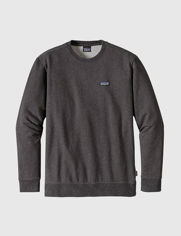 Patagonia P6 Label Sweatshirt - Black