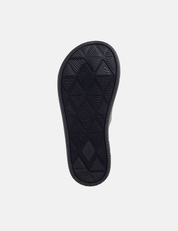Chaco Chillos Slide Sandal - Black