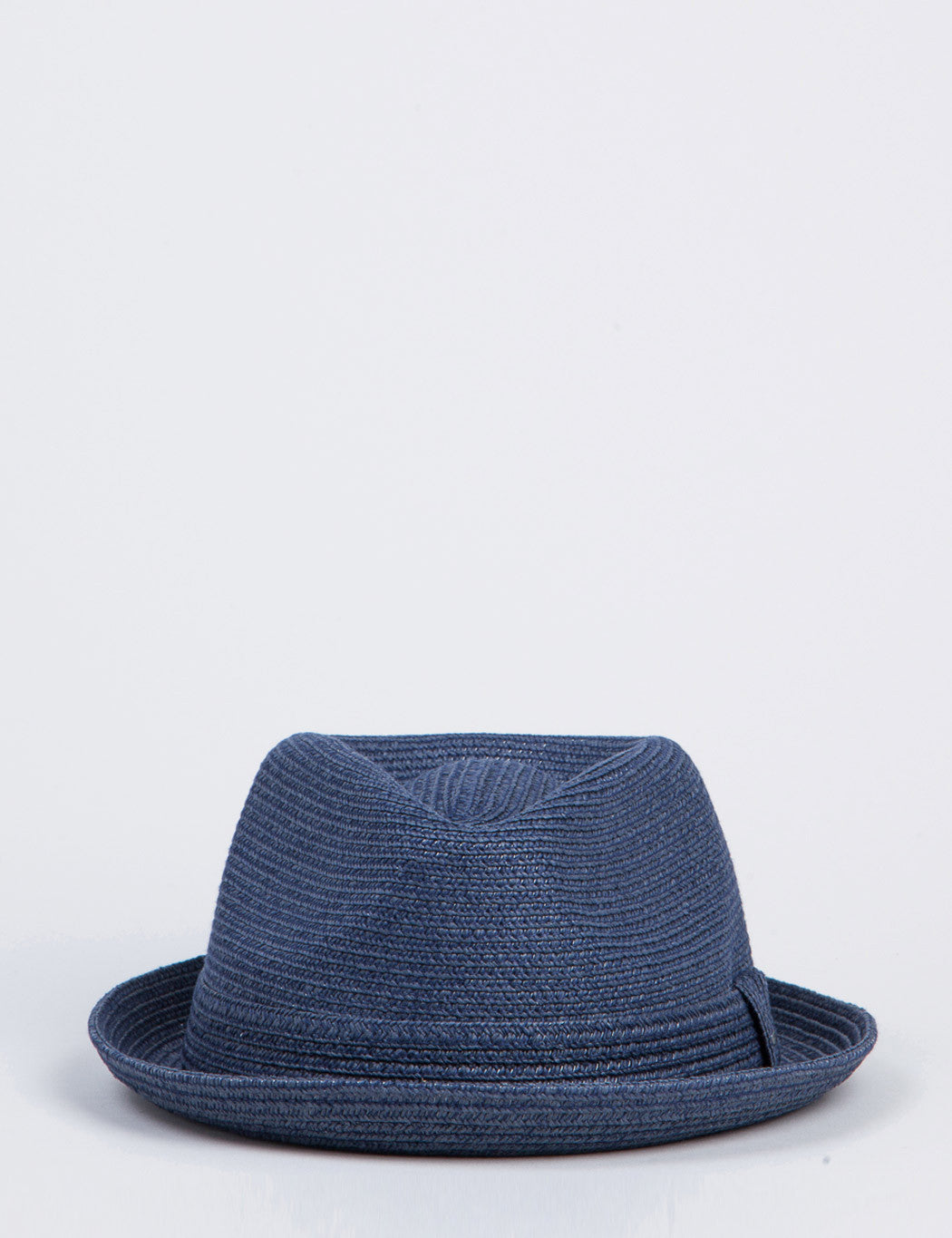 Bailey Billy Trilby Hat - Navy Blue  e3bfa395483