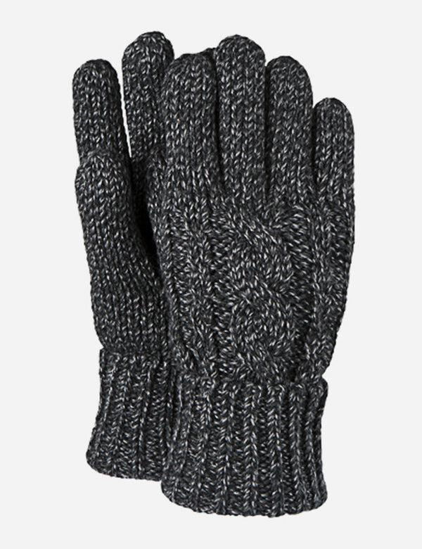 Barts Twister Gloves - Black