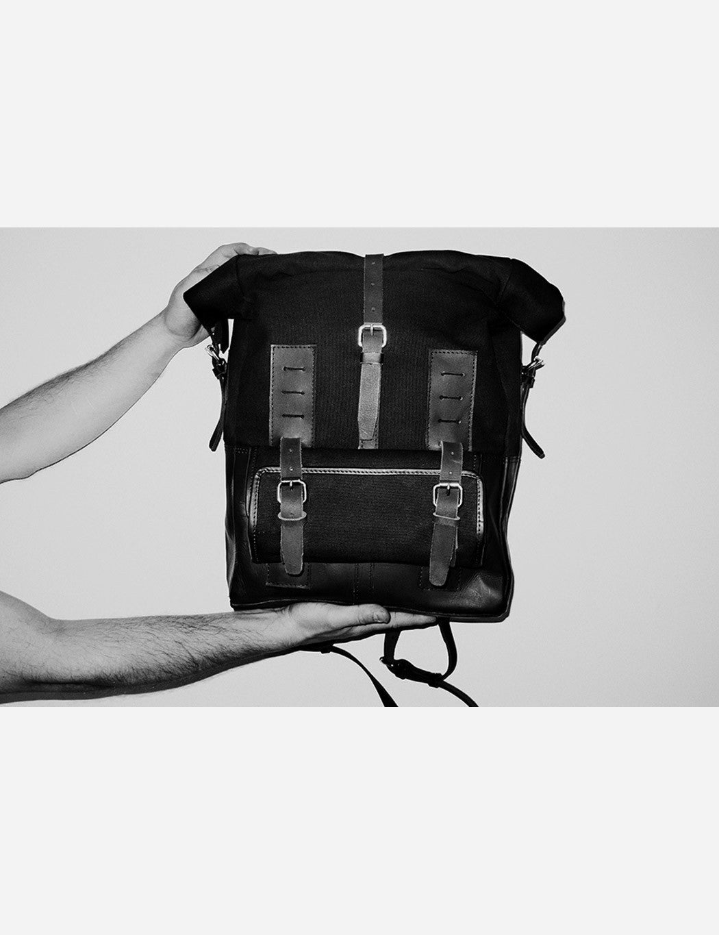Sandqvist Wrenchmonkees Backpack - Black