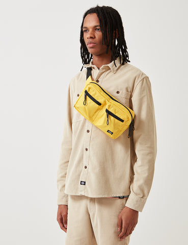 Dickies Fort Spring Hip Bag - Custard Yellow