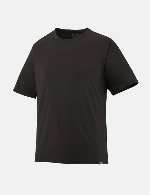Patagonia Capilene Cool Daily T-Shirt - Black