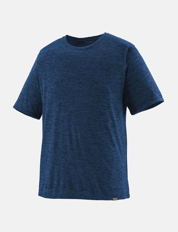 Patagonia Capilene Cool Daily T-Shirt - Viking Blue