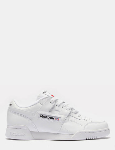 Reebok Workout Plus - White