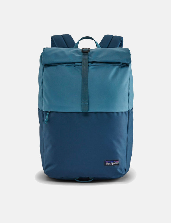 Patagonia Arbor Roll Top Backpack - Abalone Blue