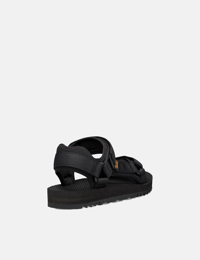 Teva Mens Universal Trail Sandal - Black