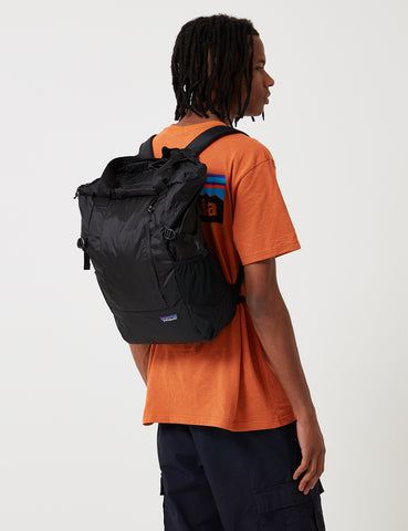 Patagonia Light Weight Travel Tote Pack - Black