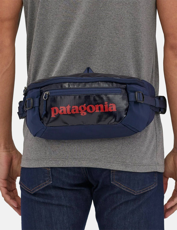 Patagonia Black Hole Waist Pack (5L) - Classic Navy Blue