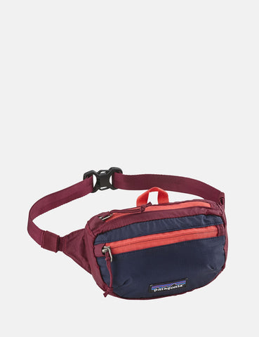 Patagonia Light Weight Mini Hip Pack - Arrow Red